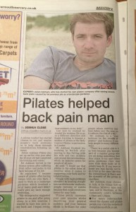 Julian Askham Pilates Great Yarmouth Mercury