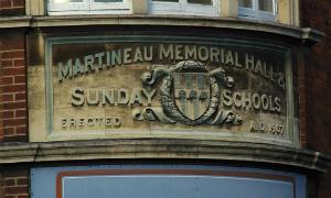 Martineau Memorial Hall, Colegate Norwich
